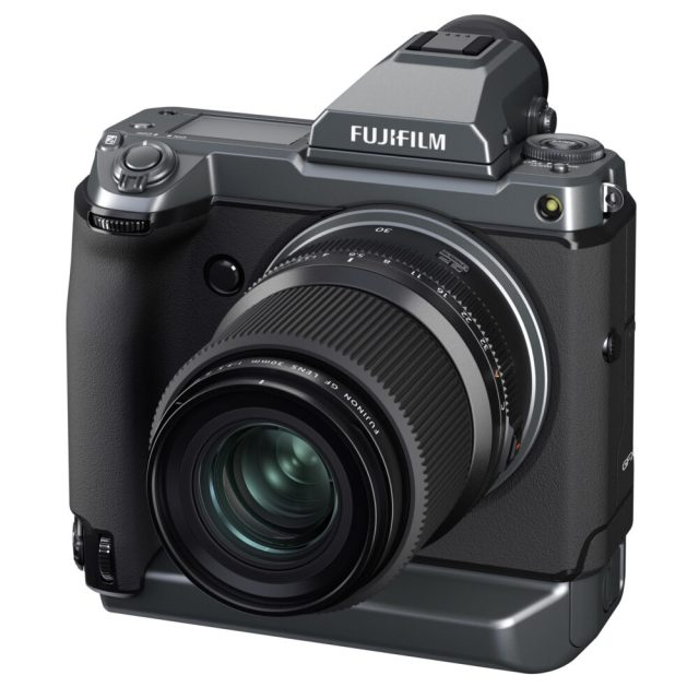 Fujifilm launches FUJINON GF30mm F3.5 R WR lens