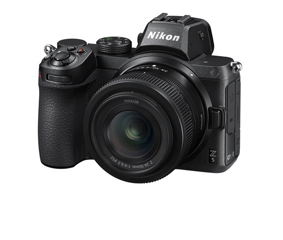 Nikon offers $100 to trade up to Nikon Z 5