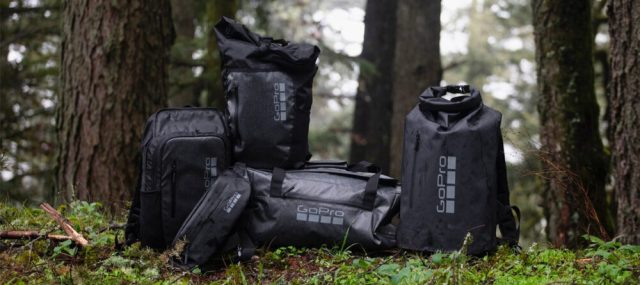 GoPro launches lifestyle gear including bags and apparel