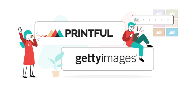 Printful to integrate with Getty Images API