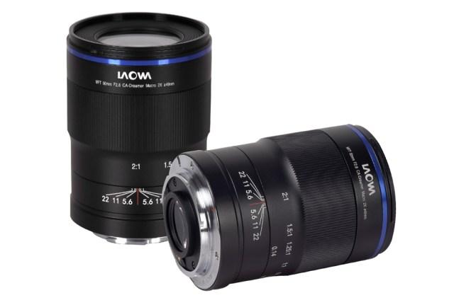 Venus Optics released the Laowa 50mm f/2.8 2X Ultra Macro APO Lens