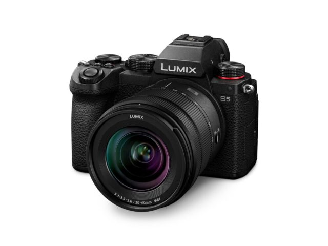Panasonic debuts full-frame LUMIX S5