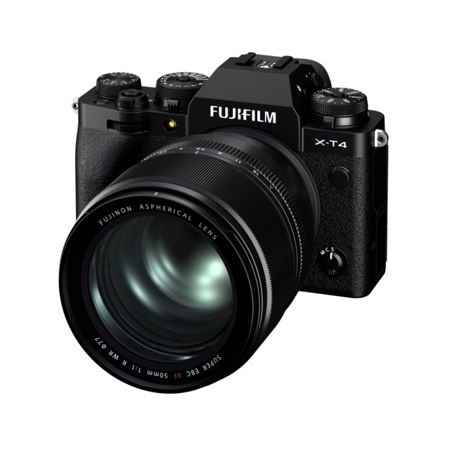 Fujifilm debuts FUJINON XF50mmF1.0 R WR Lens for X-series