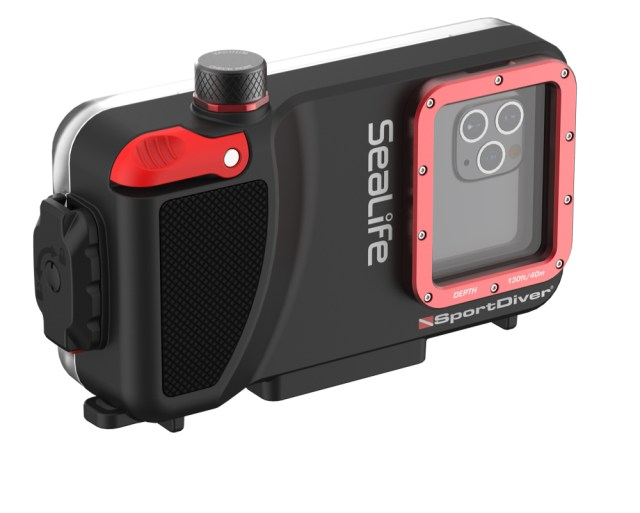 SeaLife launches underwater housing for iPhone
