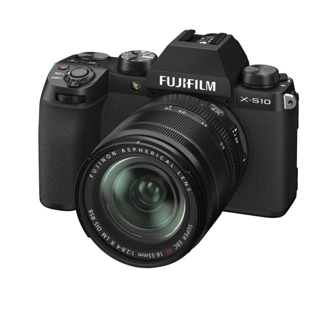 FUJIFILM announces X-S10 mirrorless camera, updated XF 10-24mm f/4 lens