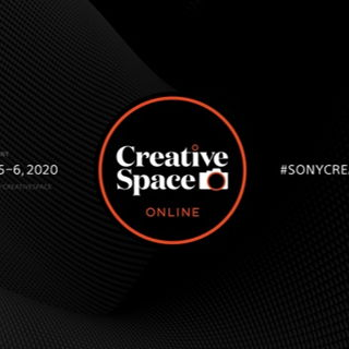 """Sony opens registration for """"Creative Space"""" online event"""