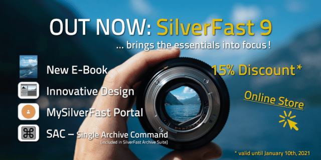 LaserSoft Imaging releases SilverFast 9
