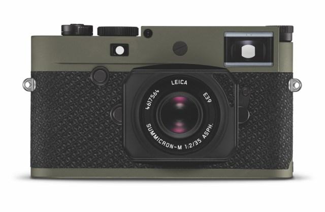 """Leica releases Leica M10-P """"Reporter"""" design variant"""