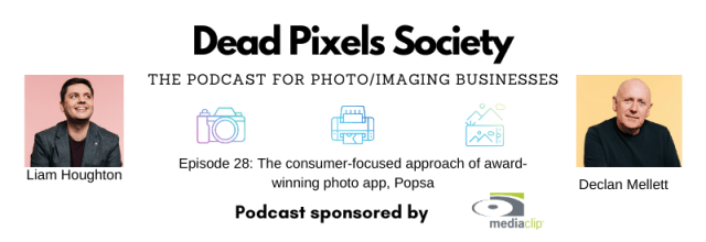 Dead Pixels Society podcast: The consumer-focused approach of award-winning photo app, Popsa