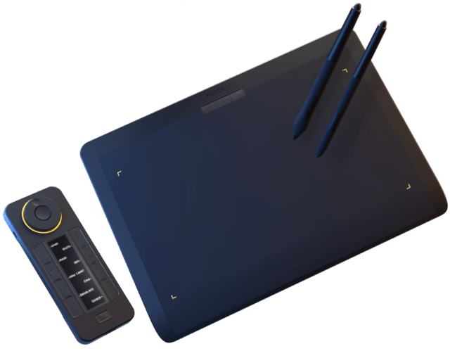Xencelabs is a new company offering graphic tablets