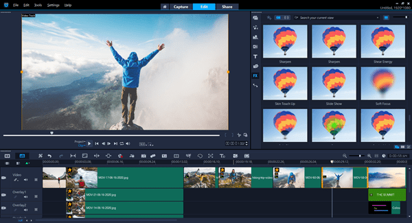 Corel announces VideoStudio Ultimate 2021