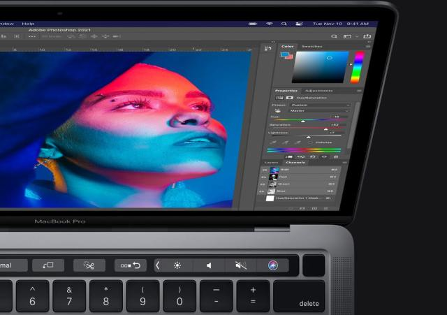 Adobe updates Photoshop for M1 Macs, adds Super Resolution to Camera RAW