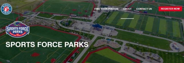 Glossy Finish named official photographer for Sports Force Parks in 2021