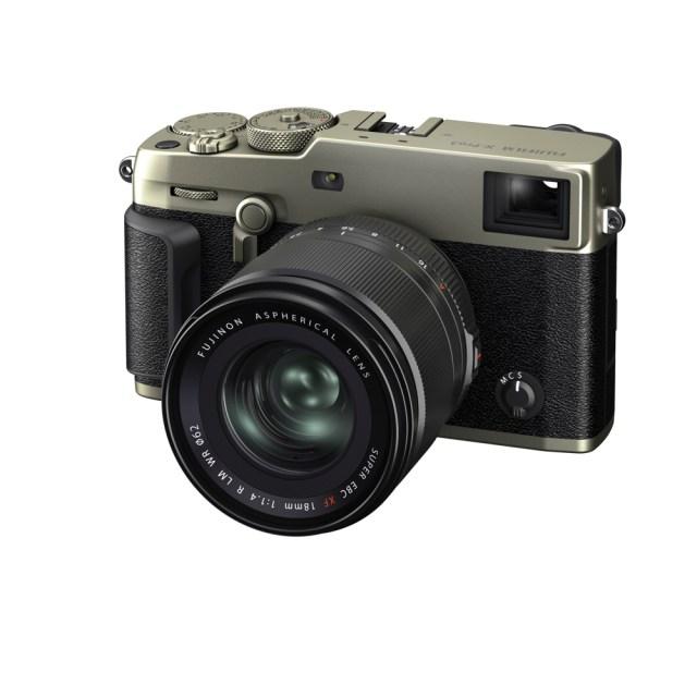 Fujifilm announces FUJINON XF18mmF1.4 R LM WR lens