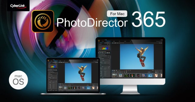 CyberLink updates PhotoDirector 365 for macOS, includes Shutterstock integration