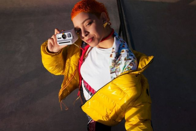 Polaroid announces compact instant camera, Polaroid Go