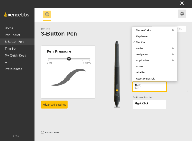 Xencelabs releases Linux driver for pen tablet