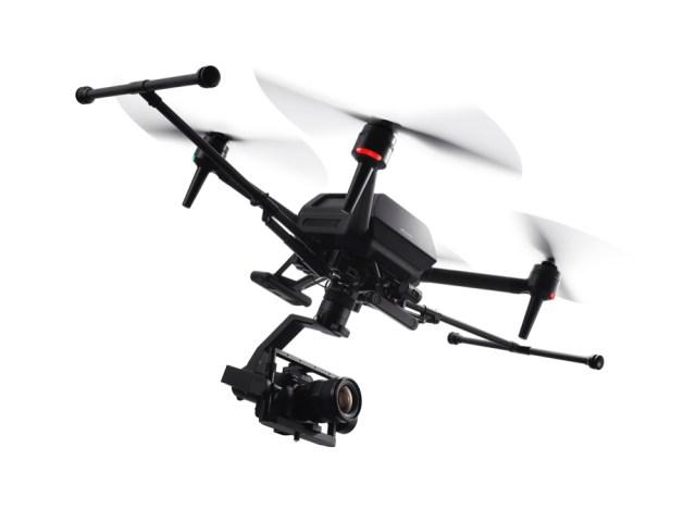 Sony Electronics announces Airpeak S1 professional drone