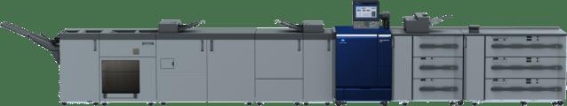 Konica debuts AccurioPress C7100 series digital color presses