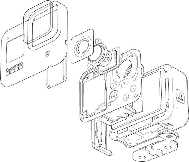 GoPro announces open API for HERO9 cam, updates for Quik