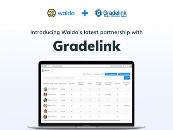 Waldo Photos partners with Gradelink