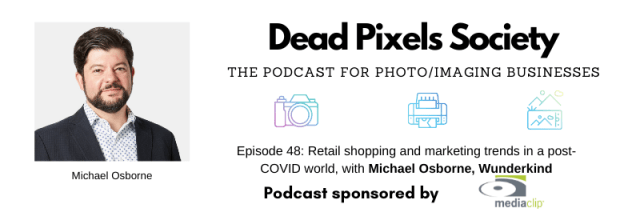 Retail shopping and marketing trends in a post-COVID world, with Michael Osborne, Wunderkind
