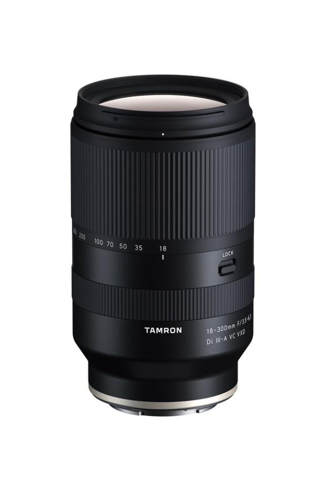 Tamron developing lens for Fujifilm X-mount, Sony E-mount