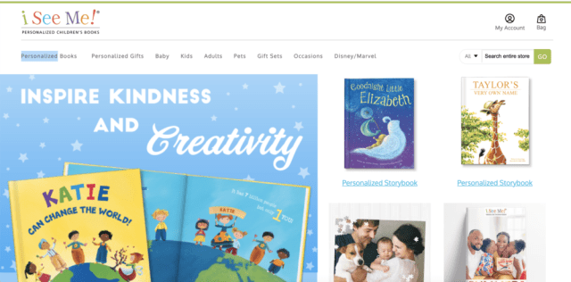 PlanetArt acquires assets of personalized children's book publisher, I See Me!