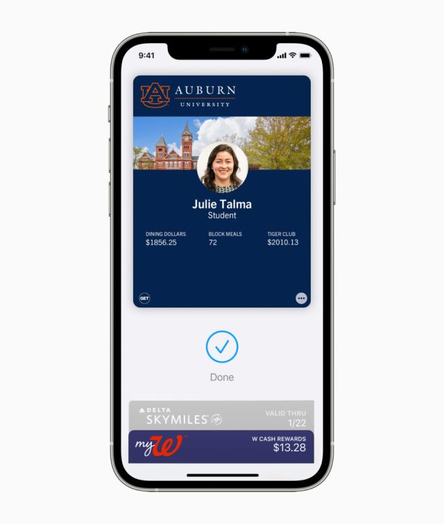 Apple rolling out mobile student IDs in Canada and United States