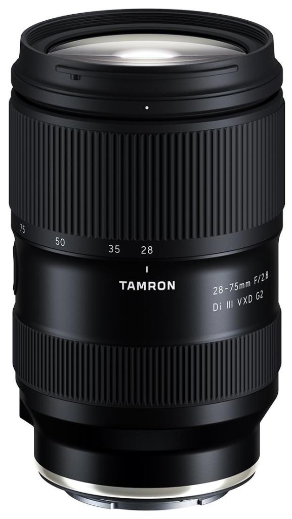 Tamron announces development of second-generation zoom for Sony full-frame ILCs