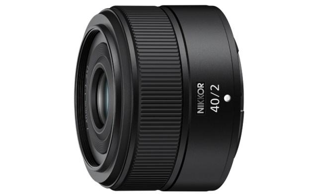 Nikon releases the NIKKOR Z 40mm f/2