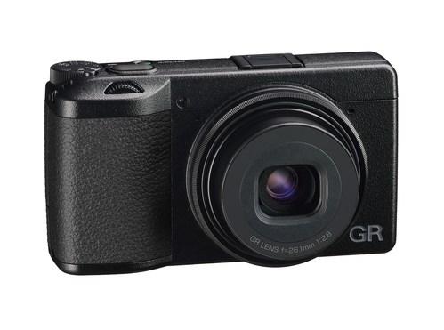 Ricoh announces RICOH GR IIIx high-end compact camera