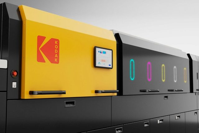 Kodak launches range of printing products