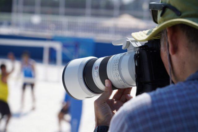 Sony introduces FE 70-200mm F2.8 GM  OSS II lens