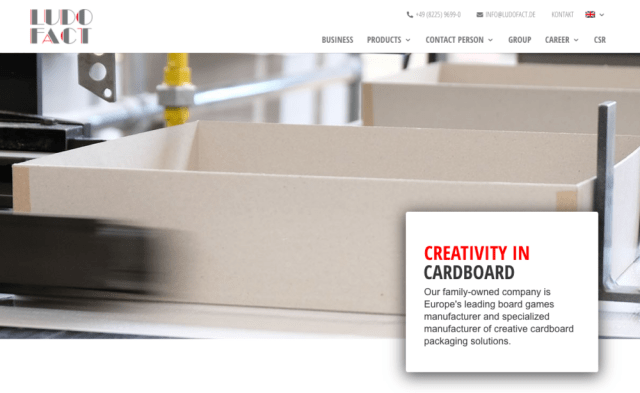 Ludo Fact GmbH adopts Shopify plug-in from Taopix