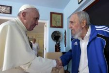 Pope_Francis_meets_Fidel_Castro