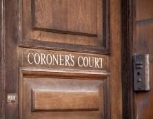 Coroners-Courts