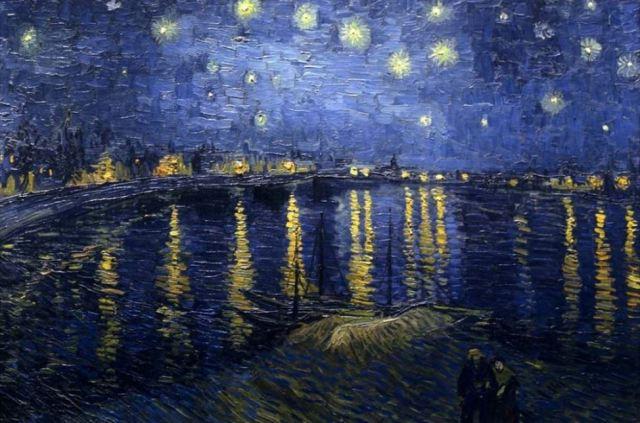 Starry Night over the Rhine