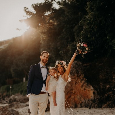 Lets get married – a magical bali elopement
