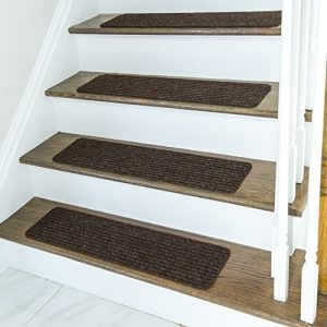 The 10 Best Stair Treads In 2020 In Depth Review   Carpet Treads For Hardwood Stairs   Walmart Com   Anti Slip   Staircase Makeover   Walmart   Stair Runners