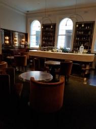 The actual Cut Whiskey bar