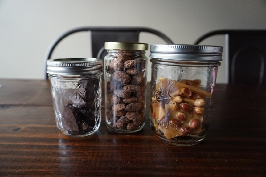 Zero Waste: Consumable Christmas Gifts