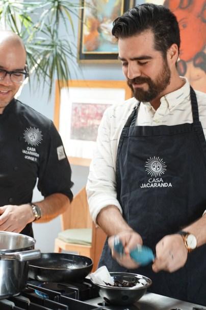 Casa Jacaranda Cooking Class
