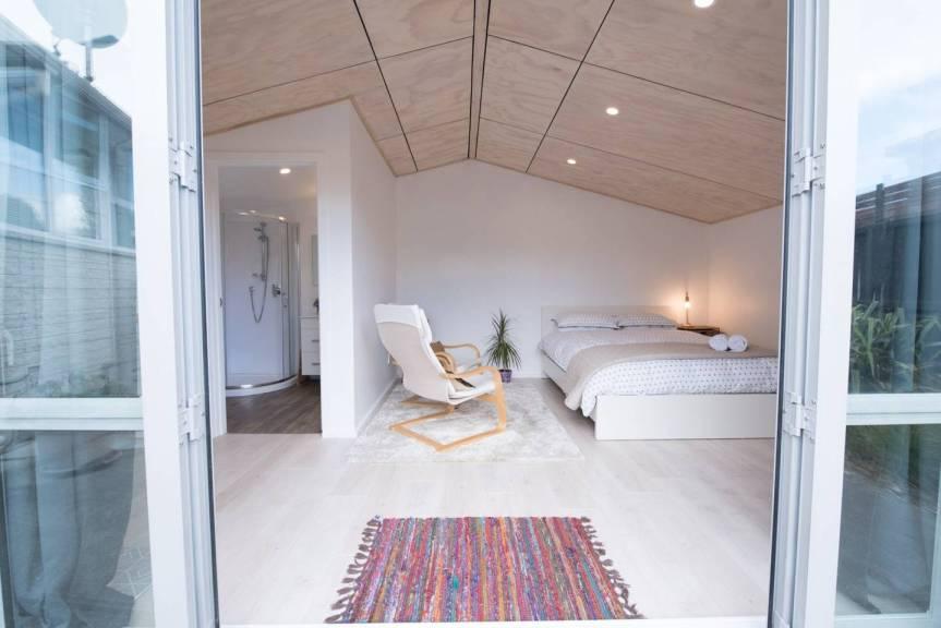 airbnb christchurch