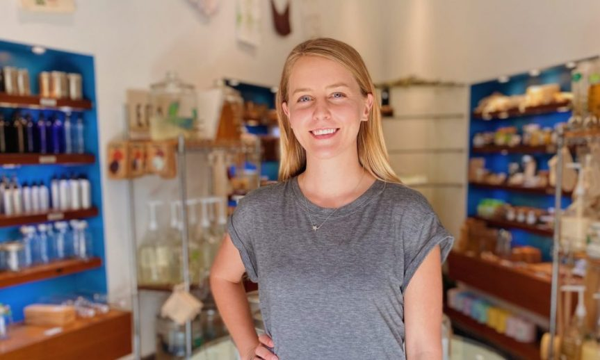 Getting To Know: Thea Merritt of EcoNow
