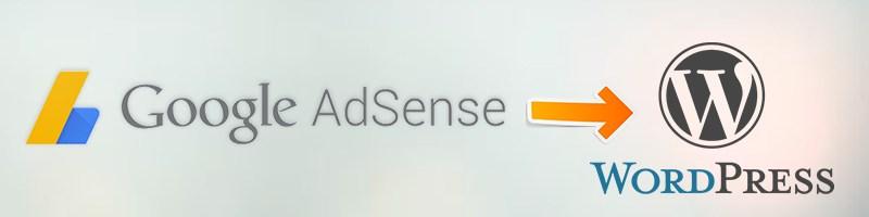InsertGoogle Adsense to Wordpress site