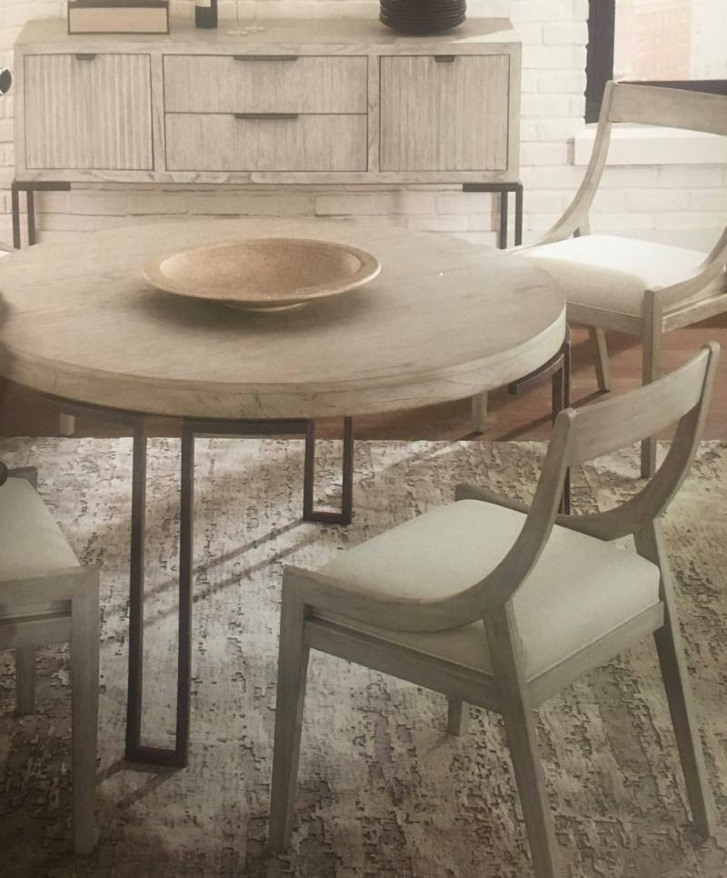 aspen heights dining table and chairs