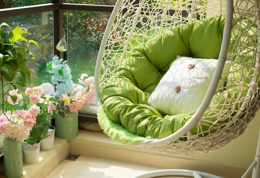 Hang Schommelstoel Tuin : Hangstoel musthave voor in je tuin the decorator