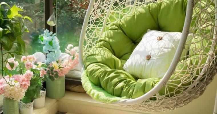 Hangstoel, musthave voor in je tuin