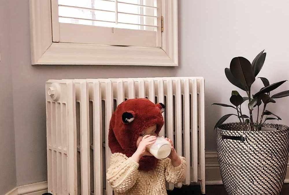 Hoe creëer je binnen warmte als het buiten koud is?